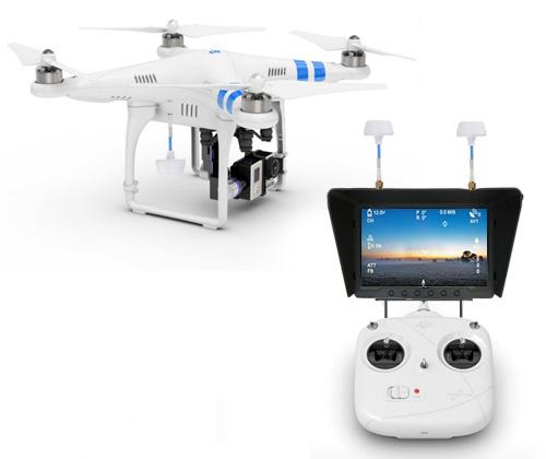 Noleggio droni Torino