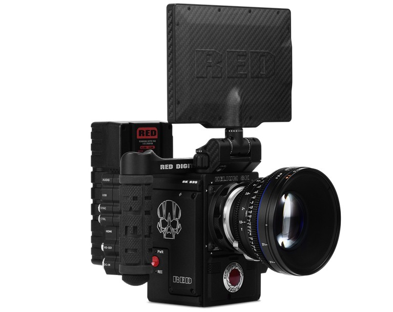 noleggio red epic w helium 8k weapon scarlet dragon